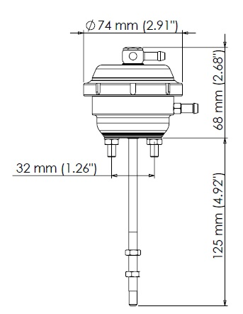 fitting instructions · product catalogue  iwg75 actuator springs