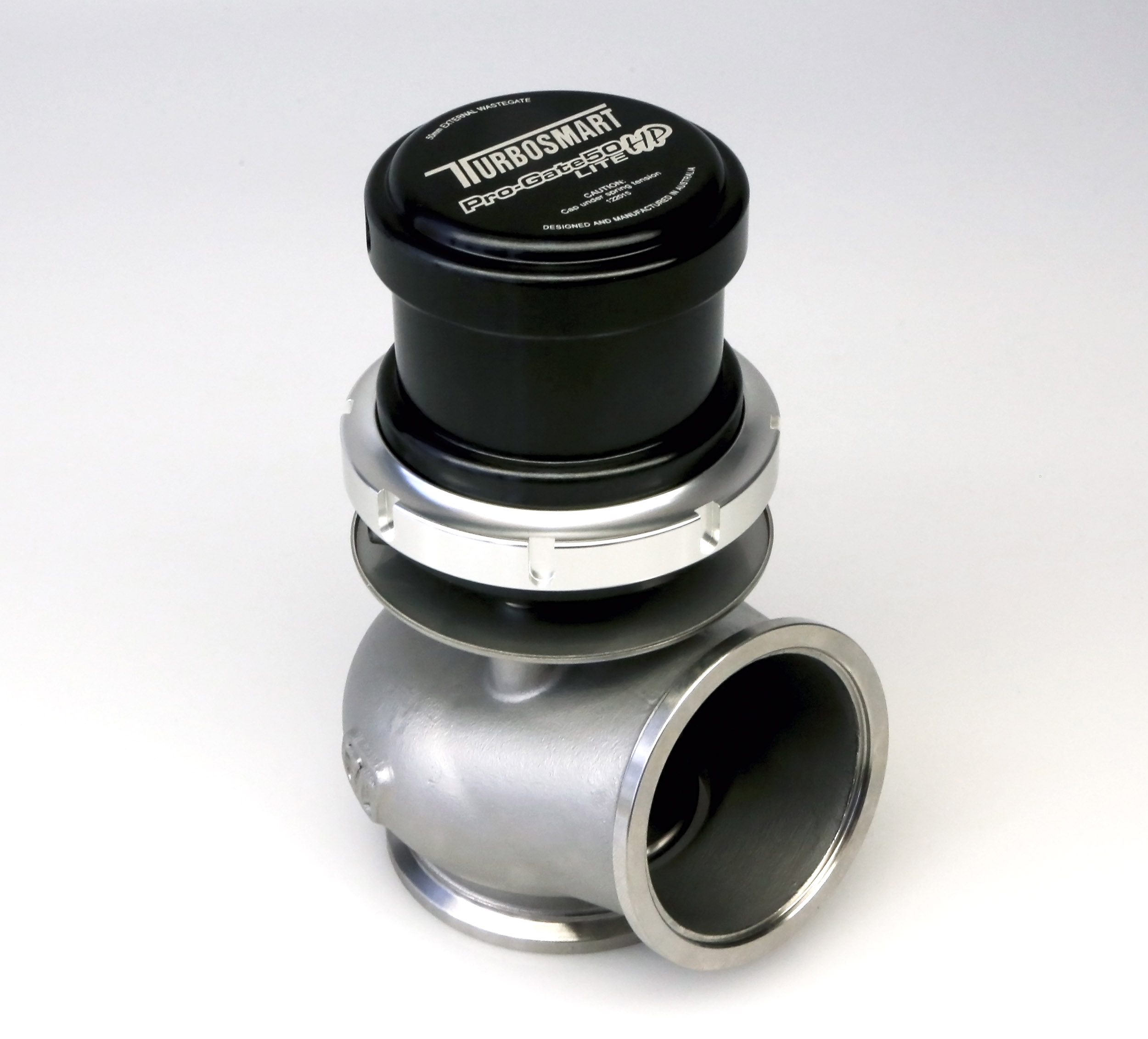 WG50 Pro-Gate 50 Lite - HP 35psi Black