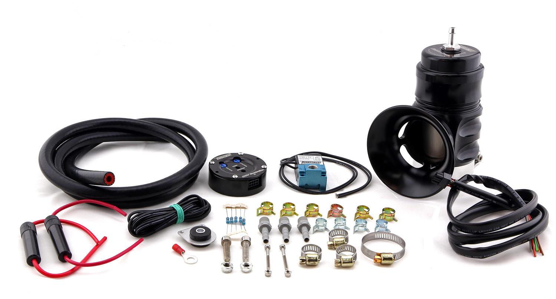 Bubba Sonic BOV controller kit (controller + custom VTA Bubba valve) BLACK